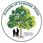 Friends of Lemoine Point logo