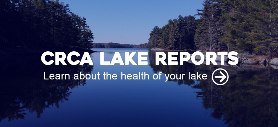 CRCA Lake Reports - Learn about the health of your lake