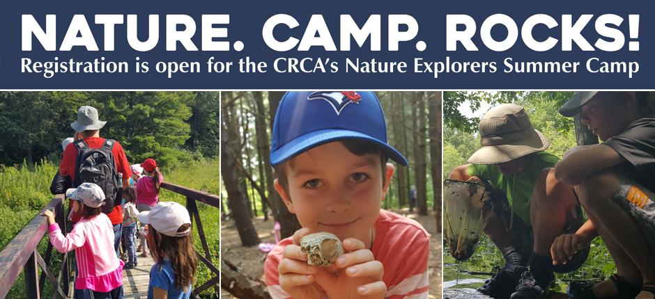 Nature Explorers Summer Camp registration is open